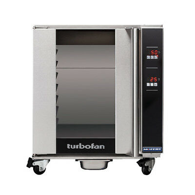 Moffat H8D-FS-UC Mobile Undercounter Turbofan Holding and Proofer Cabinet
