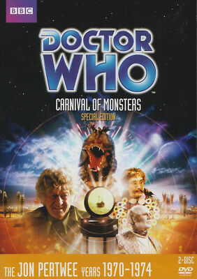 Doctor Who - Carnival Of Monsters (1970-1974) (Special Edition) (Region 1 Dvd)