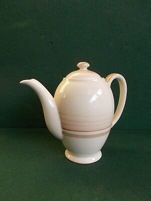 A GOOD VINTAGE GRAYS POTTERY COFFEE POT PATTERN No.B131, SUSIE COOPER DESIGN ??