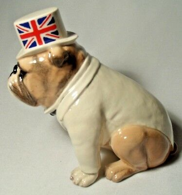 Royal Doulton, The British Bulldog, DA 228, Fawn, Lim Edit