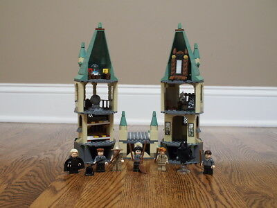 LEGO Harry Potter Hogwarts 4867 Pieces are 100% Complete