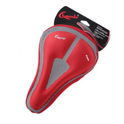 Road MTB Mountain Bike Bicycle Seat Saddle Cover Shockproof Memory Foam Cushion