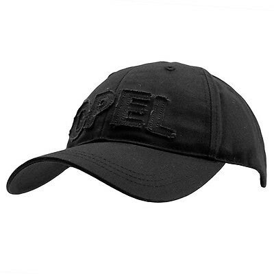 Opel Collection Baseball Cap Fringy schwarz OC10729