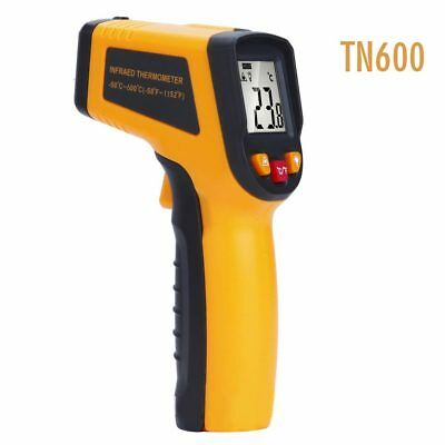 Handheld Non Contact IR Infrared Digital Temperature Gun Thermometer Laser TN600
