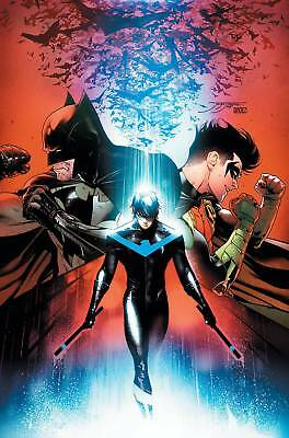 Nightwing #37 - Dc Universe - Release Date 17/01/18