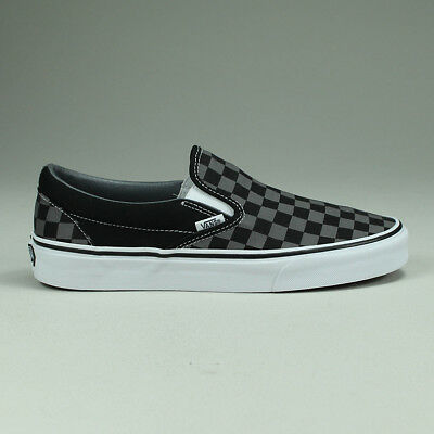 Vans Classic Slip-On BI Pewter Trainers New in UK Size 4,5,6,7,8,9,10,11,12,13