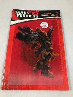 Idw Transformers The Movie Prequel W/ Lenticular Cover Tpb Trade Paper Back 2007