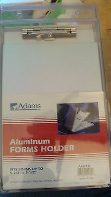 """Adams Aluminum Forms Holder Fits Forms 5-2/3"""" x 9-1/2"""" (B)"""