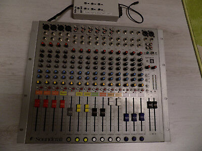 Soundcraft Spirit ES 10 Broadcast Mixer