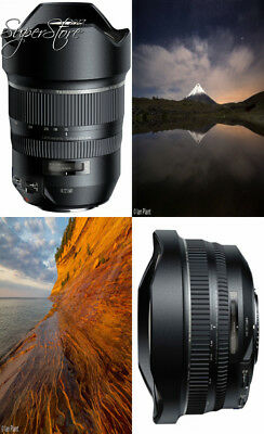 Tamron A012N SP 15-30mm F2.8 Di VC USD Ultra-Wide-Angle Zoom Lens for Nikon...