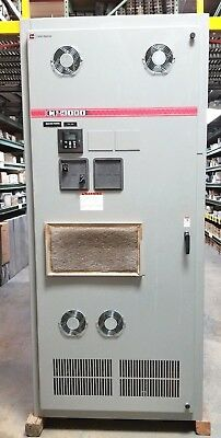 Cutler Hammer Eaton CP9000 Adjustable Frequency Drive NEMA 1 480V 150 Hp