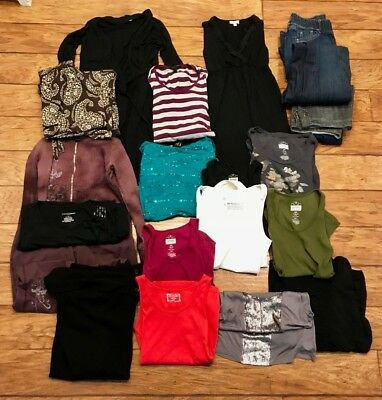 Maternity Lot (Mostly) Size Small-Pea in the Pod, Citizen Jeans (20+ Pieces)