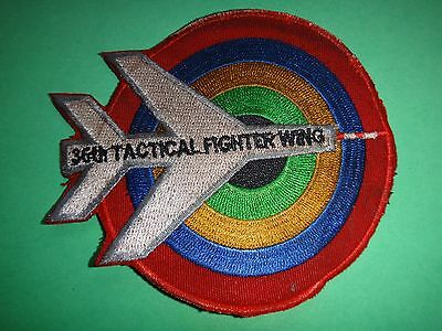 US Air Force Patch 36th TACTICAL FIGHTER WING