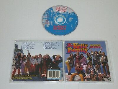 The Kelly Family/Almost Heaven (Emi 7243 4 89861 2 2) CD Album