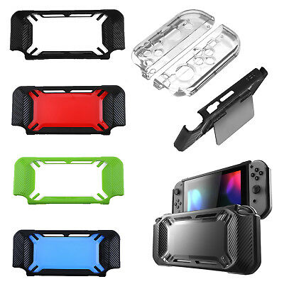 For Nintendo Switch Hard Case Cover Protector Anti-Scratch Ergonomic Skin Shell