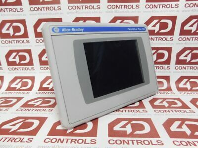 Allen Bradley 2711P-RDT7C Color Touch Screen - Used - Series C