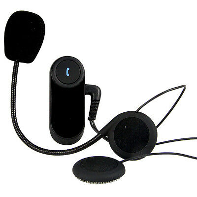 Motorrad Bluetooth Helm Gegensprechanlage Intercom Sprechanlage Headset 800M