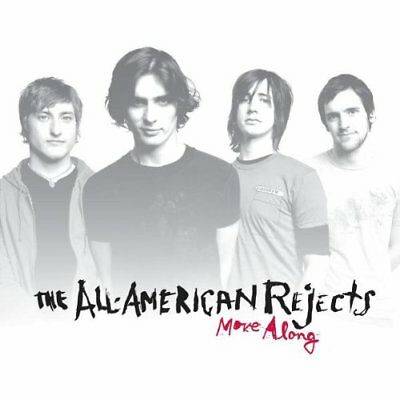 The All-American Rejects - Move Along CD NEW