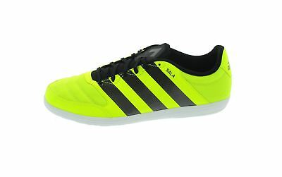 9849861fa adidas Ace 16.4 Street Indoor Football Shoes Mens Yellow Black Soccer  Trainers