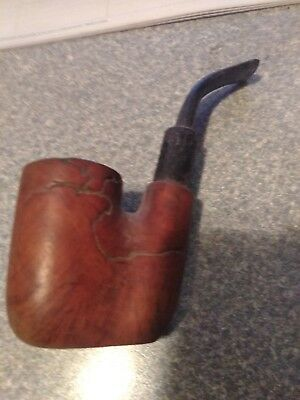 Vintage Carey Magic Inch Pat. No 3267941 Estate Pipe