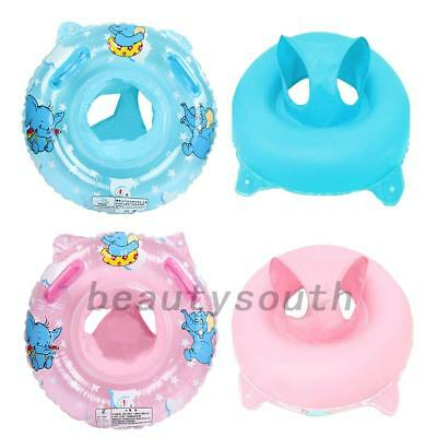 Baby Kids Swimming Inflatable Ring Safety Seat Float Raft Chair Beach Pool Toy