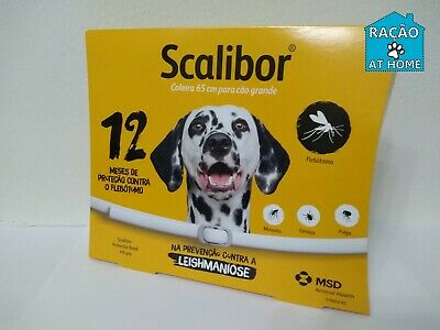 Scalibor collar Large dog flea tick 65 cm 25,6''genuine free shipping