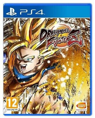 Dragon Ball Fighterz Ps4 Videogioco Italiano Playstation 4 Dragonball Fighter Z