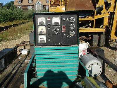 30 kw Onan Gen Set 3 phase Gasoline powered