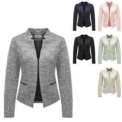 Vero Moda Damen Blazer Anzugjacke Business Jacke Jackett Color Mix NEU