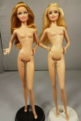 Barbie Doll Model Muse Lot Happy Birthday Ken 2016 Holiday Blonde INTL SHIP