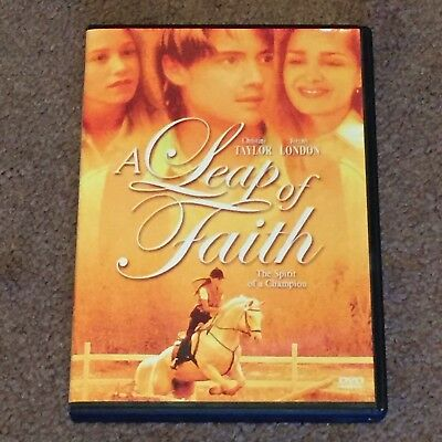 A Leap of Faith (DVD, Movie, Drama, 2006, NR)