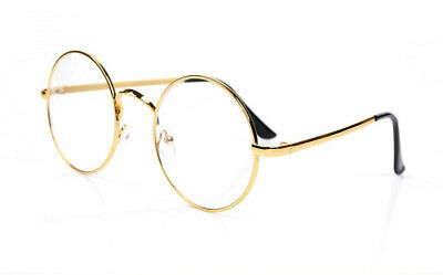 Valentine Day Gift Round Glasses Frames Harry Potter Glasses With Clear Glass.