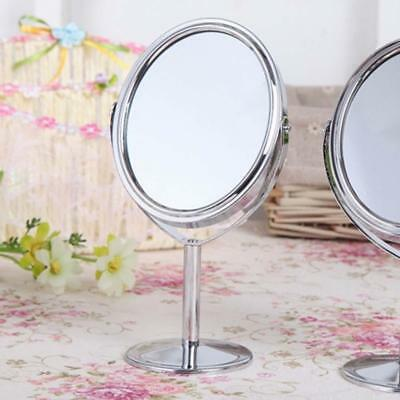 Maquillage Mode Miroir cosmétique Double-Sided Normal Miroir grossissant EP