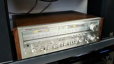 Vintage Pioneer SX-850 AM/FM Stereo Tuner Receiver Amplifier - SERVICED