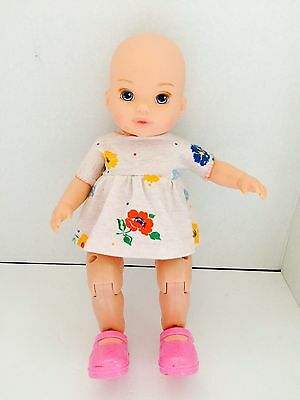 "14"" Zapf Creation MGA Baby Born Dance With Me Baby Doll MP3 Plug In"