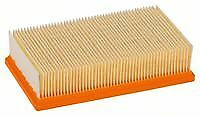 Bosch 2607432033 Gas 35/55 Cellulose Flat Pleated Filter