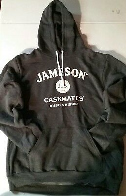 Jameson Irish Whiskey Hooded Sweatshirt(XL)