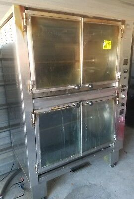 Old Hickory N14.5E (84 Chicken) Commercial Rotisserie Oven Machine, Electric