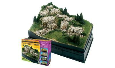 Woodland Scenics [WOO] Mountain Diorama Kit SP4111 WOOSP4111