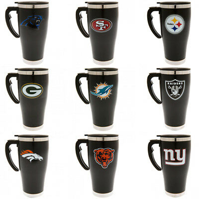 NFL Print Thermobecher Isolierbecher American Football Chicago Dallas Travel Mug