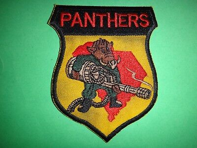 US Air Force 21st Fighter Squadron PANTHERS Patch