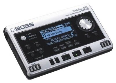 BOSS Digital Recorder MICRO BR BR-80 from japan F/S
