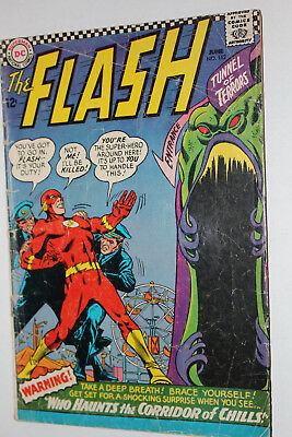 The Flash DC Comic Book #162 June 1966
