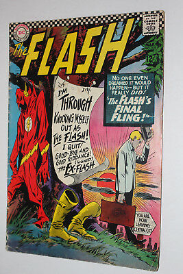 The Flash DC Comic Book #159, March 1966