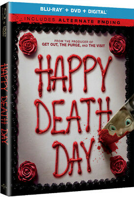 Happy Death Day [New Blu-ray] With DVD, Digitally Mastered In Hd