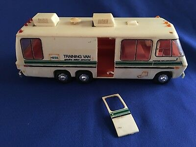1978 / 1980 Hess Training Van (Missing Box) Used Condition