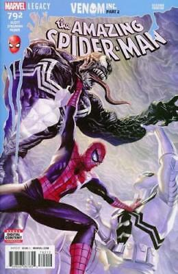 Amazing Spider-Man #792 2Nd Print Ross Variant Legacy Marvel Comics Nm