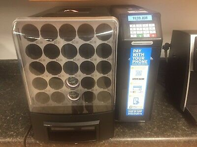 Multi-Max Kcup Vending Machine VM 816 Coffee KCup Dispenser Barely Used! Fresh