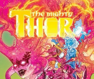 The Mighty Thor #22 Digital Code Only