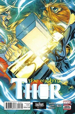 The Mighty Thor #23 Digital Code Only